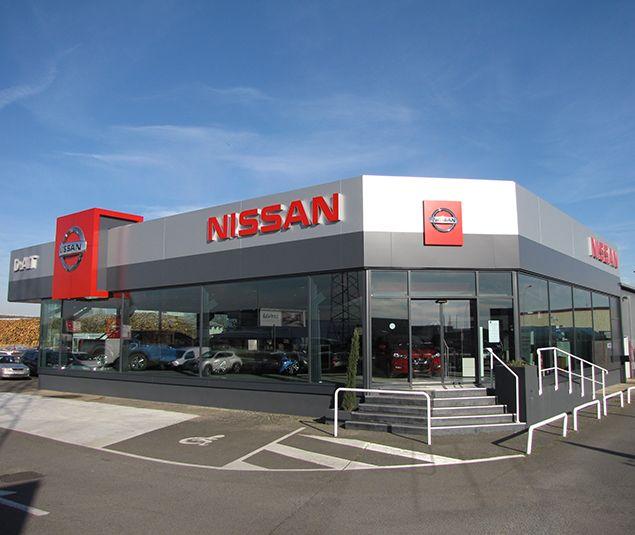 Votre Concession Nissan villefranche à Villefranche-sur-Saône