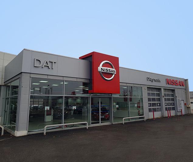 Votre Concession Nissan chalon à Chalon-sur-Saône