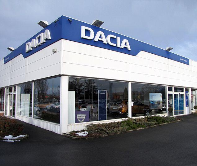 Votre Concession Dacia macon nord à Macon