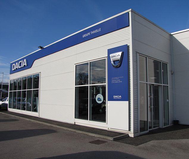 Votre Concession Dacia villefranche à Villefranche-sur-Saône