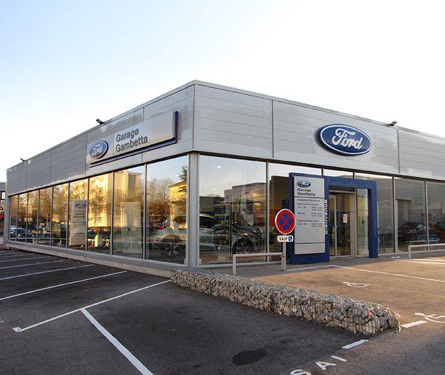 Votre Concession Ford villefranche à Villefranche-sur-Saône