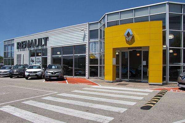 Votre Concession Renault firminy à Firminy