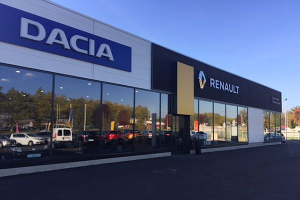 Votre Concession Dacia le creusot à Le Creusot
