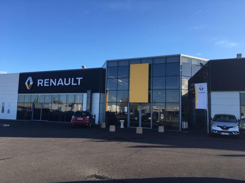 Votre Concession Renault chalon à Chalon-sur-Saône