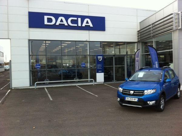 Votre Concession Dacia chalon à Chalon-sur-Saône