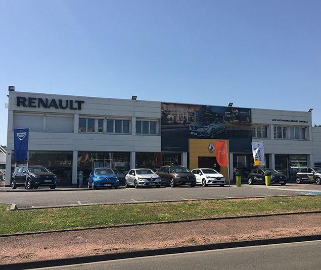 Votre Concession Renault montceau les mines à Montceau-les-Mines