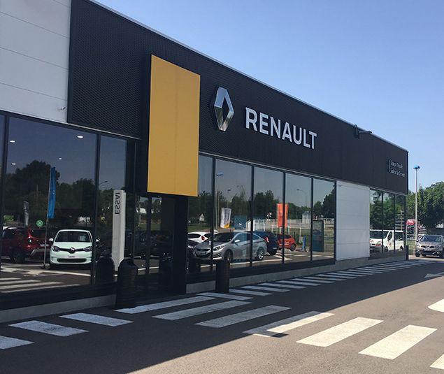 Votre Concession Renault le creusot à Le Creusot