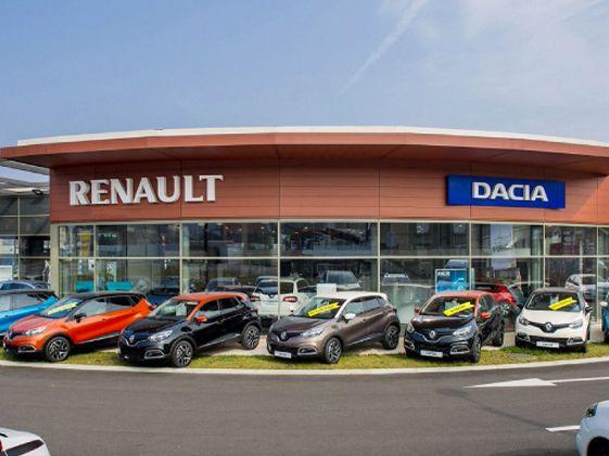 Votre Concession Renault givors à Givors