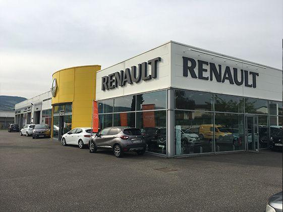 Votre Concession Renault saint chamond à Saint-Chamond