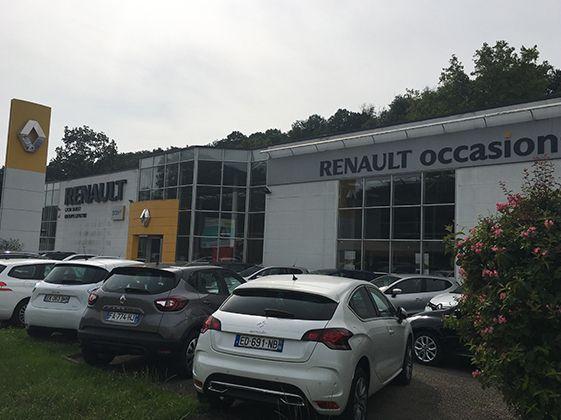 Votre Concession Renault lyon ouest à Sainte-Foy-lès-Lyon