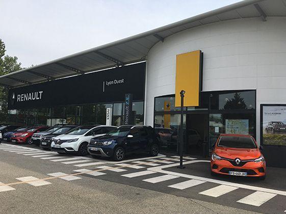 Votre Concession Renault sainte foy à Sainte-Foy-lès-Lyon