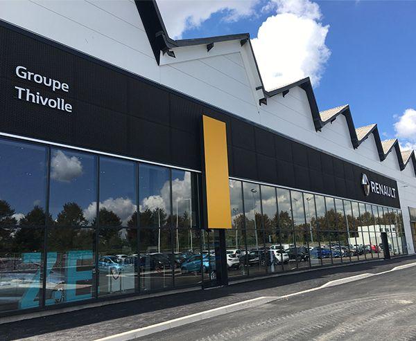 Votre Concession Renault saint etienne à Saint-Etienne
