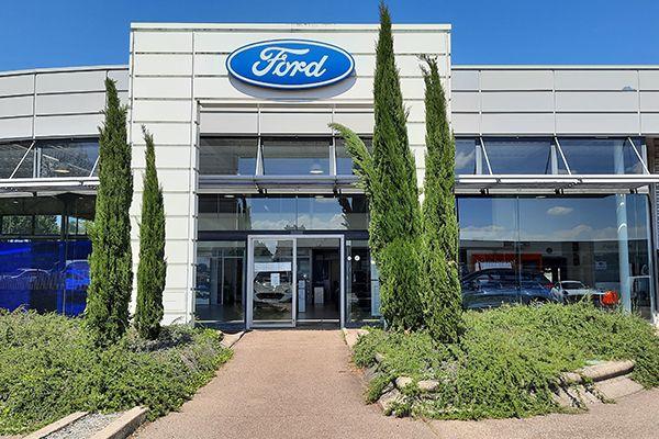 Votre Concession Ford roanne à Roanne