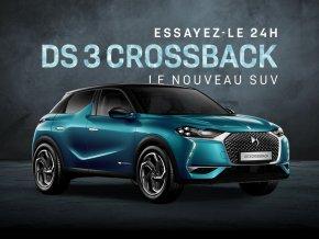 DS3 Crossback : Essais exclusifs 24h