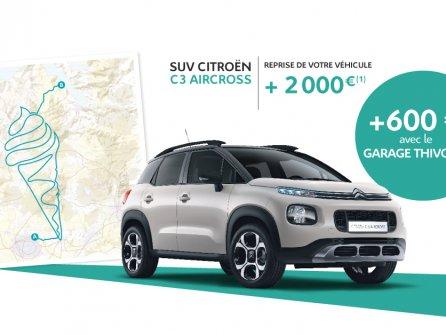 Offres été Citroën & Sun