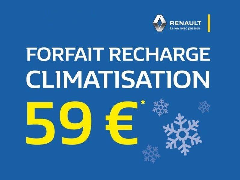 Offre recharge climatisation à 59€