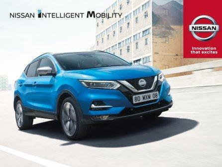 Nissan Qashqai à partir de 199€/mois