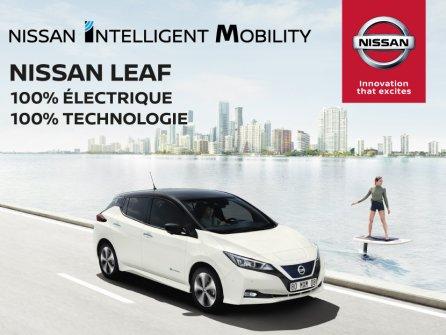 Nissan Leaf à partir de 199€/mois