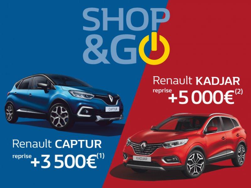 Renault Shop & Go
