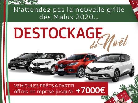 Déstockage de Noël Groupe Thivolle