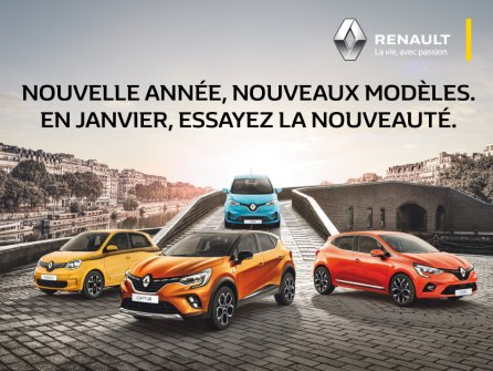 Les Renault Days Groupe Thivolle