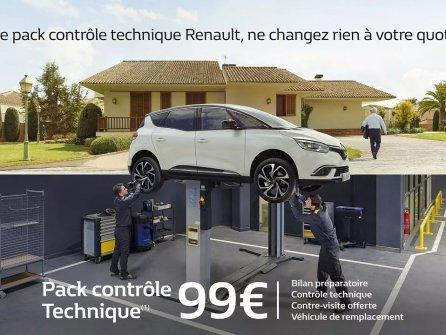 Pack contrôle technique 99€