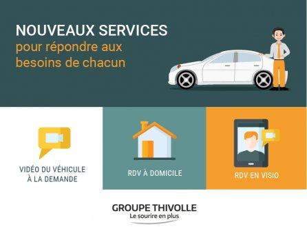 Le Groupe Thivolle s'adapte et propose de nouveaux services  !