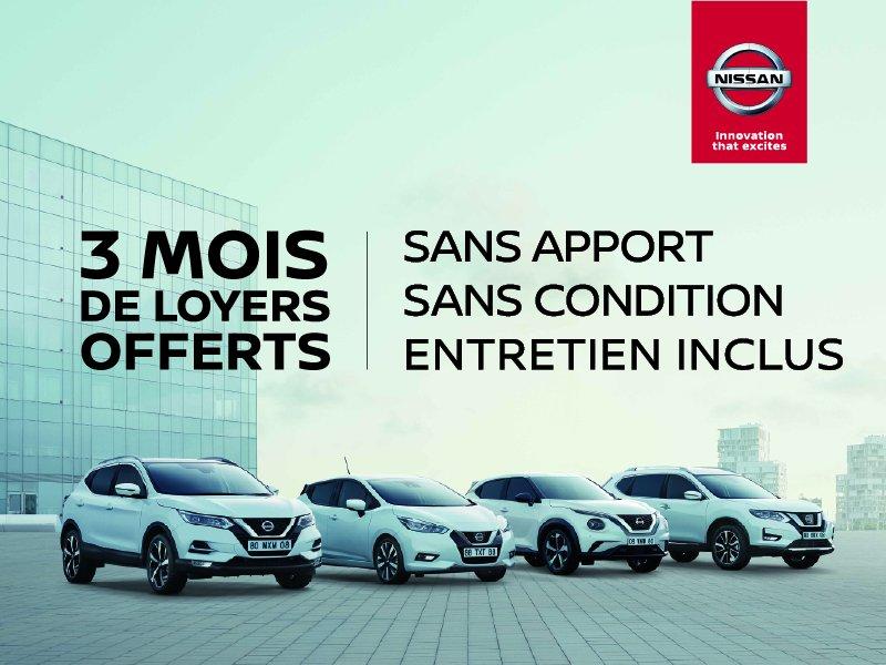 Pack Nissan : Prêt-à-repartir