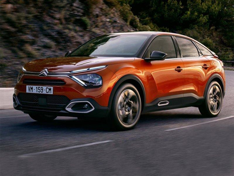 Nouvelle Citroën C4 & nouvelle Ë-C4 100% ËLECTRIC