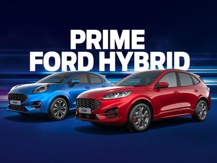 Prime Ford hybride