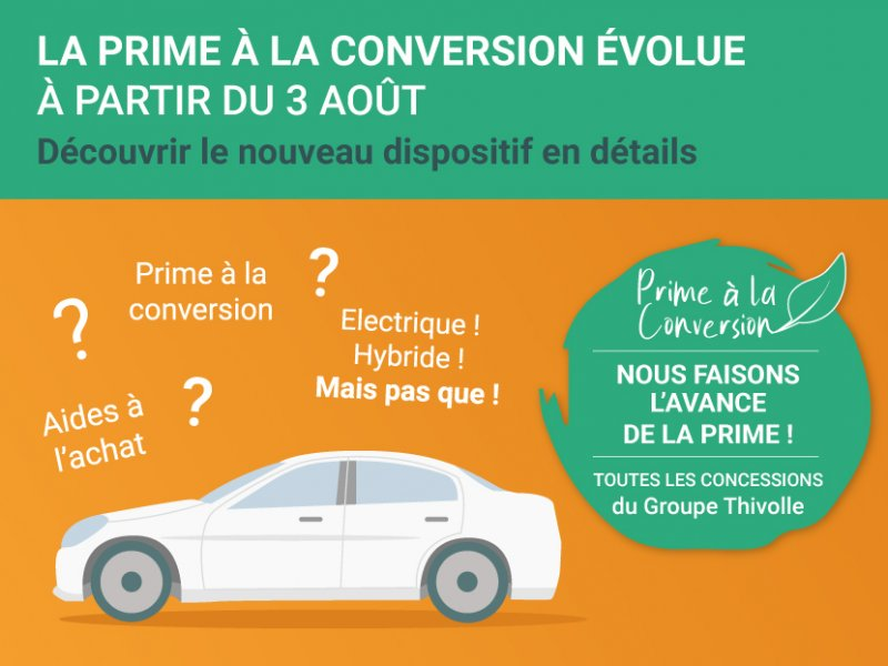 Prime à la conversion : tout savoir sur le dispositif