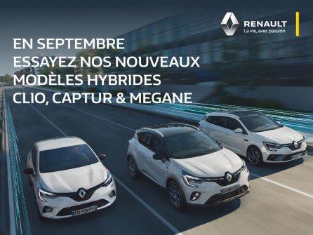 Essai Hybride Renault