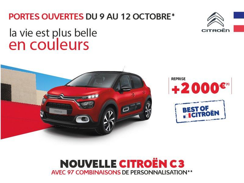 BEST OF CITROËN : Nouvelle C3