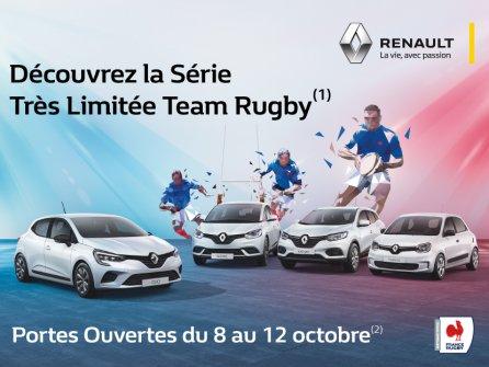 Série très limitée Team Rugby