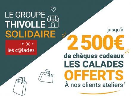 Solidarité envers nos commerçants de Villefranche-sur-Saône