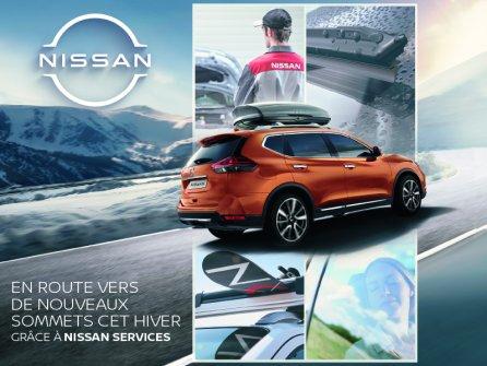 Bénéficiez des offres après-ventes- Nissan