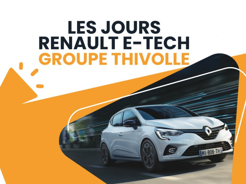 Clio Business E-Tech Hybride à partir de 199€/mois sans apport et sans condition de reprise