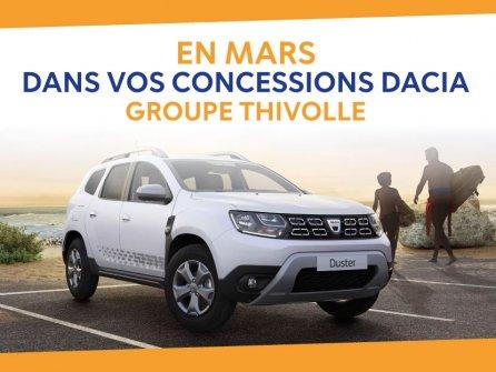 Dacia Duster à partir de 179€/mois sans apport