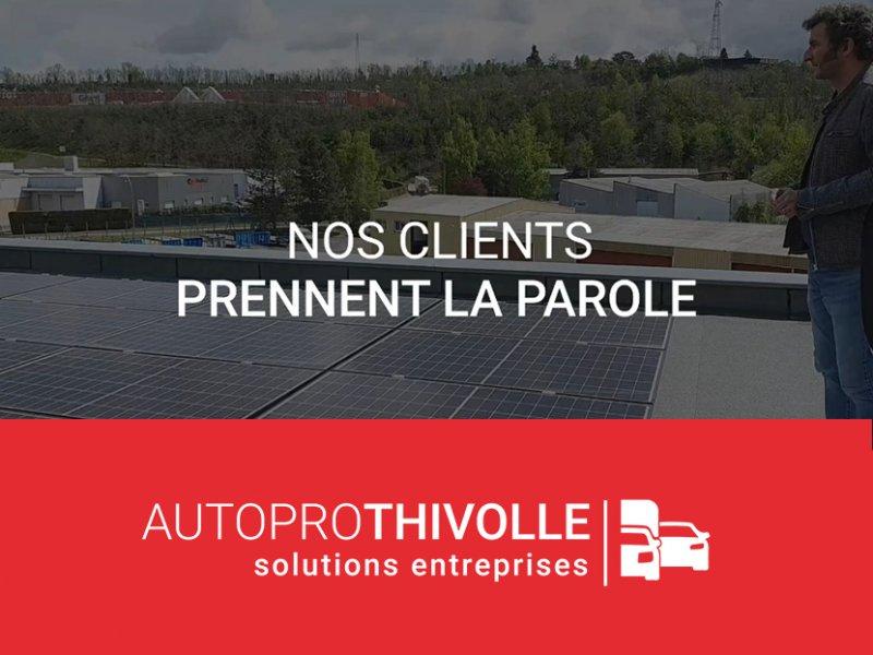 Parole de Client : Gaël MOINE - AutoProThivolle
