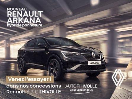 Venez essayer Renault ARKANA