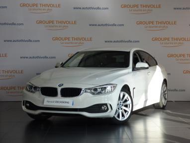 BMW Série 4 Gran Coupé Gran Coupé 418d 143 ch Lounge A d'occasion  de 2015  à  Macon