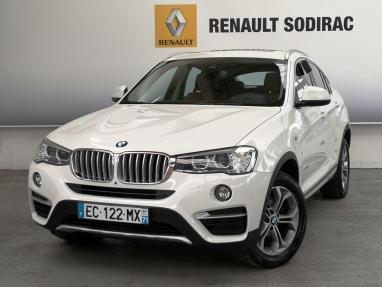 BMW X4 X4 xDrive30d 258ch xLine A d'occasion  de 2016  à  Chalon-sur-Saône