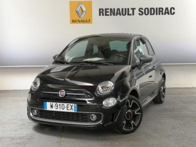 FIAT 500 500 1.2 69 ch S d'occasion  de 2018  à  Montceau-les-Mines