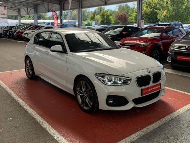 BMW Série 1 114d 95 ch M Sport Ultimate Pack M Sport Shadow 5p d'occasion  de 2019  à  Chalon-sur-Saône