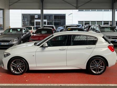 BMW Série 1 114d 95 ch M Sport Ultimate Pack M Sport Shadow 5p à vendre à Chalon-sur-Saône - Image n°3