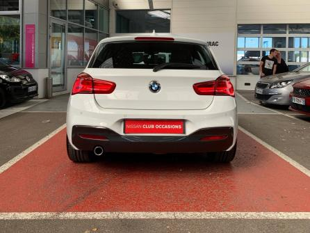 BMW Série 1 114d 95 ch M Sport Ultimate Pack M Sport Shadow 5p à vendre à Chalon-sur-Saône - Image n°4