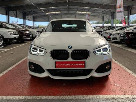 BMW Série 1 114d 95 ch M Sport Ultimate Pack M Sport Shadow 5p à vendre à Chalon-sur-Saône - Image n°5