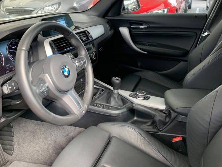 BMW Série 1 114d 95 ch M Sport Ultimate Pack M Sport Shadow 5p à vendre à Chalon-sur-Saône - Image n°8
