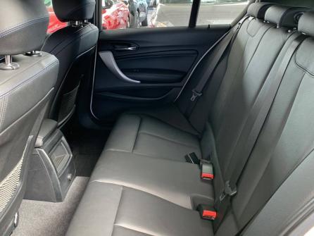 BMW Série 1 114d 95 ch M Sport Ultimate Pack M Sport Shadow 5p à vendre à Chalon-sur-Saône - Image n°9