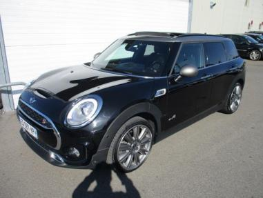 MINI Clubman Mini Clubman Cooper SD 190 ch ALL4 Finition Exquisite A d'occasion  de 2017  à  Givors